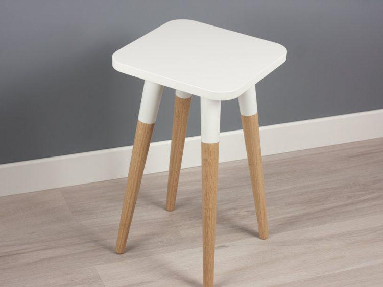 Scandinavian Design Side Table Small